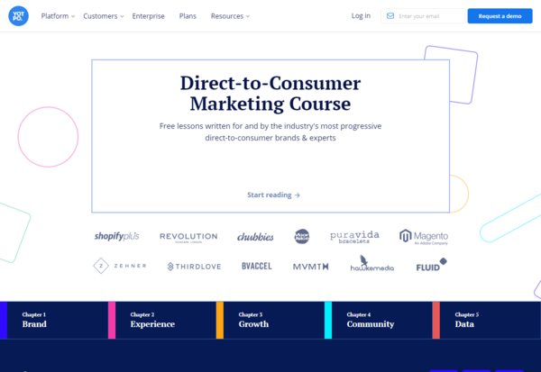 Direct-to-Consumer (D2C) eCommerce Marketing Course - Yotpo - www.yotpo.com.png