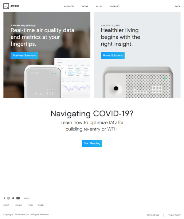 Know What's In The Air You Breathe - Awair - www.getawair.com.png